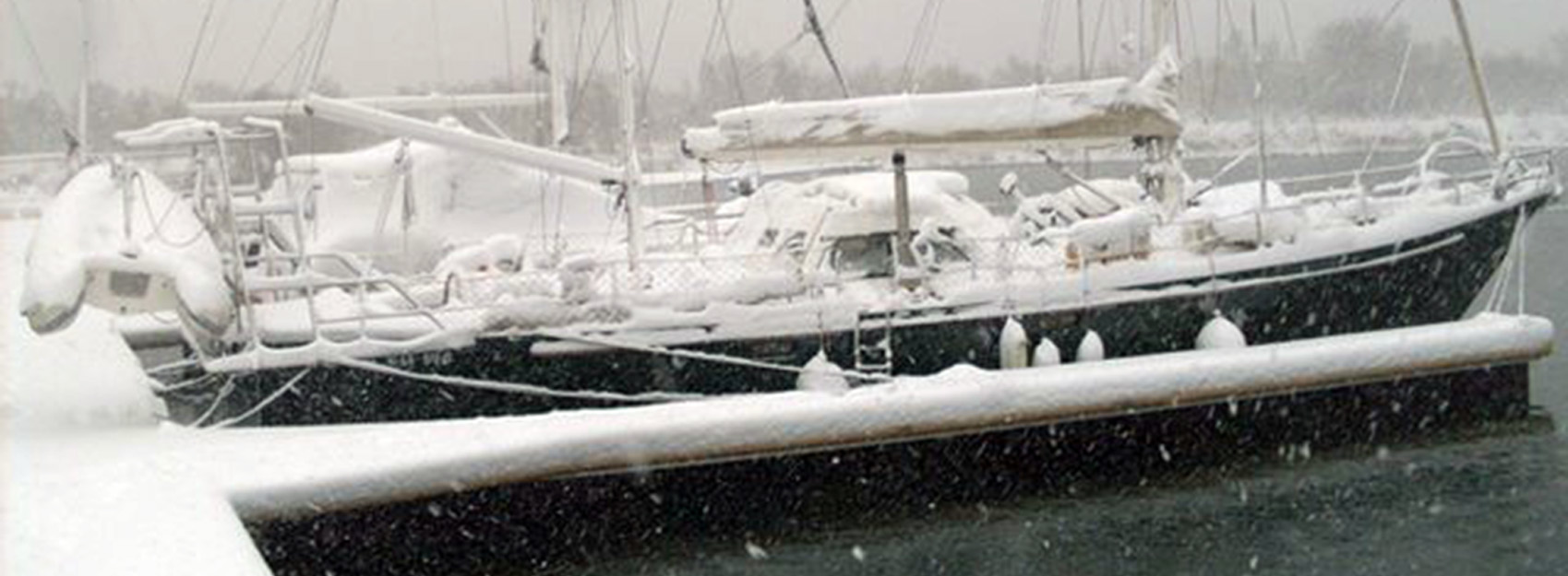 January 7. 2009 in Port Napolen